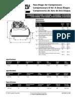 Compresor Campbell Reciprocante CI103120H5