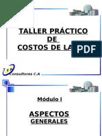 TALLER COSTOS DE LABOR CCP 2005-2007