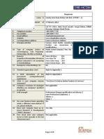 STEADY'S PROFILE  - DRB HICOM (ACM)