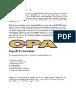 Ways to Pass the CPA Licensure Exam