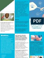 Principios bioéticos aplicados a la fisioterapia