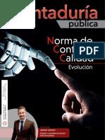 Revista de la Contaduria Publica  Mes de Marzo 2020