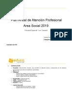 Plan Social 2019