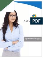 Agent Ref Manual 7339 0118