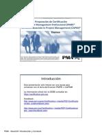 Examen Project Management (CAPM)® 2014