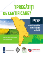 Sînteți pregătit de Certificare?