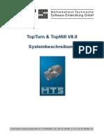MTS TopTurn u. TopMill V8.0