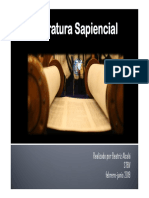 I Parte presentación  Literatura Sapiencial