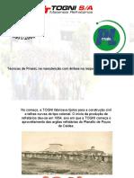 SISTEMA DE PRODUÇÃO DE REFRATÁRIOS