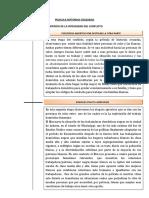 CONTINUO DE LA INTENSIDAD DEL CONFLICTO PELICULA HISTORIAS CRUZADAS