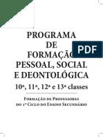 FPSD PROFESSORES