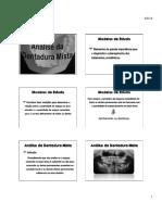 Análises da Dentadura Mista - esp 38