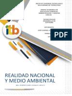 Tarea Virtual 2_ PIB (producto Interno bruto) del Ecuador