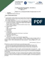 subiect OLLR 5 2019