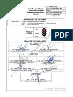 671-21300-IGO-7006 Instructivo para el Manejo y la Operacion del Sistema de Tratamiento de Aguas Negras y Jabonosas