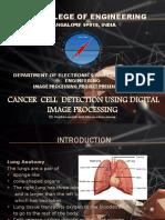 cancer detection