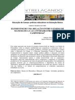 ELEMENTOS DE UMA RELAÇÃO ENTRE O ENSINO DE MATEMÁTICA E AS ATIVIDADES PRODUTIVAS CAMPONESAS.pdf