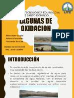 Lagunas de Oxidacion, Santo Domingo