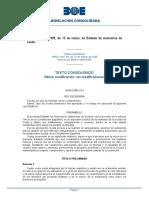 Ley Orgánica Ceuta