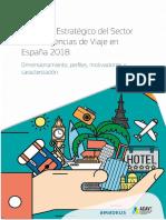 II estudio estratégico del sector de agencias de viajes en españa