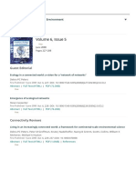 Frontiers in Ecology and the Environment - Issue
