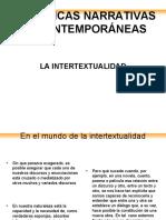 Intertextualidad literarias.ppt