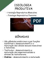 FISIOLOGIA REPRODUTIVA - 1a parte - para impressão