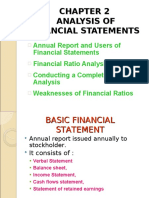 Financial Statement Topic 2
