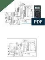 Diagrama del Multímetro digital DT830B (Recuperado automáticamente)