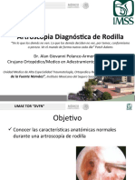 Artroscopia Diagnostica de Rodilla.ppt