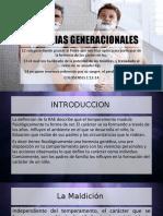 HERENCIAS GENERACIONALES