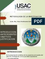 104GT PRESENTACION METODOLOGIA DE LA INVESTIGACION MAESTRIA EN ARTES SESION 2