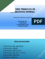 MOTORES TERMICOS DE COMBUSTION INTERNA