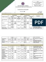 Exames N e R II Semestre 2019- LAB 1