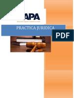 TAREA 1 PRACTICA JURIDICA 1