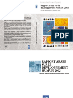 Arab Human Development Report French