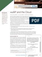Custom ABAP Cloud