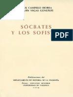 Campillo; Vegas. - Socrates y los sofistas [1976].pdf