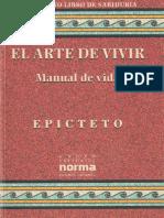 Epicteto - El Arte de vivir [1995].pdf
