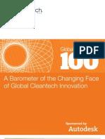 2010 Global Cleantech 100 Report