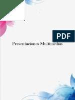 Presentaciones Multimedias CSA