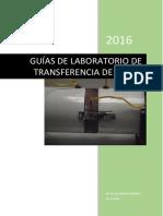 Laboratorios Transferencia de Calor