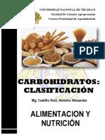 CARBOHIDRATOS_CLASIFICACION_UNIVERSIDAD