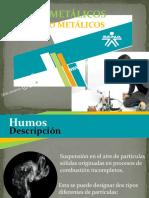 Humos Metalicos y no Metalicos-Presentacion-SENA-