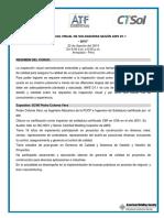 brochure de curso de supervisores