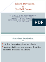 standard deviationl