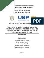 MONOGRAFÍA FACTORES DE RIESGO PARA OBESIDAD.docx