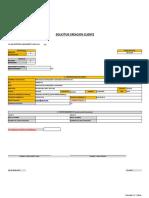 FCL-A-036 Rev.04   Solicitud Creación Cliente