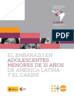 FLASOG El embarazo adolescente en menores de 15 años en América Latina y el Caribe.pdf