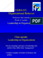 Wk4 Leadership